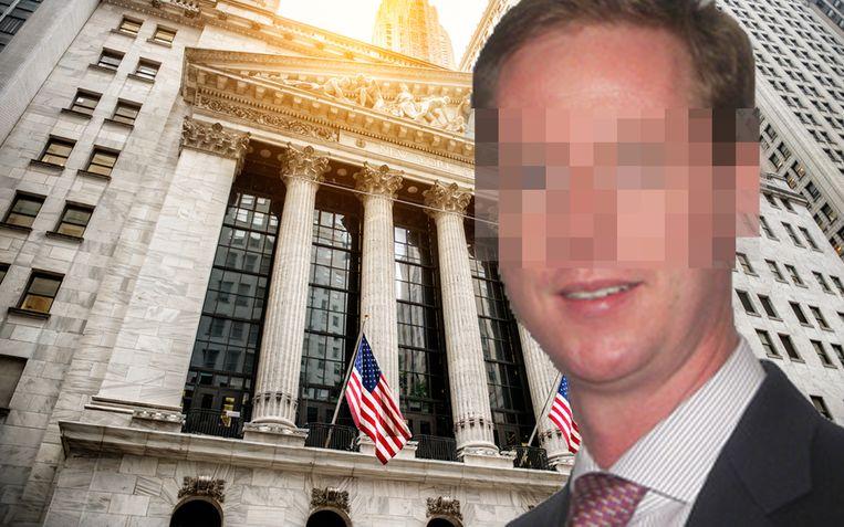 Nicolas Z. (46) maakte op de beurs van New York 1 miljoen dollar winst door gevoelige informatie door te spelen aan een ex-studiegenoot van aan de universiteit in Brussel.