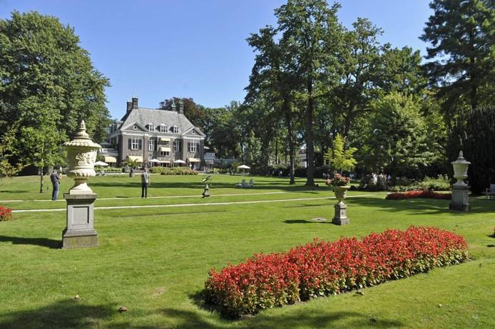 De Laak, de voormalige villa van Anton Philips.