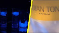 Geeft tonic écht licht? Technopolis zocht het uit met deze experimenten