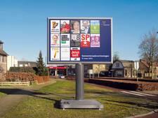 Geen houten verkiezingsborden meer in Veenendaal