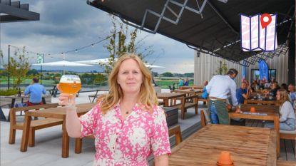 """De warmste vakantieplek van Vlaanderen, met bierkenner Kristel Logie: """"Ontdek het 360 graden uitzicht op de hoppevelden vanop Brouwerij St.Bernardus"""""""
