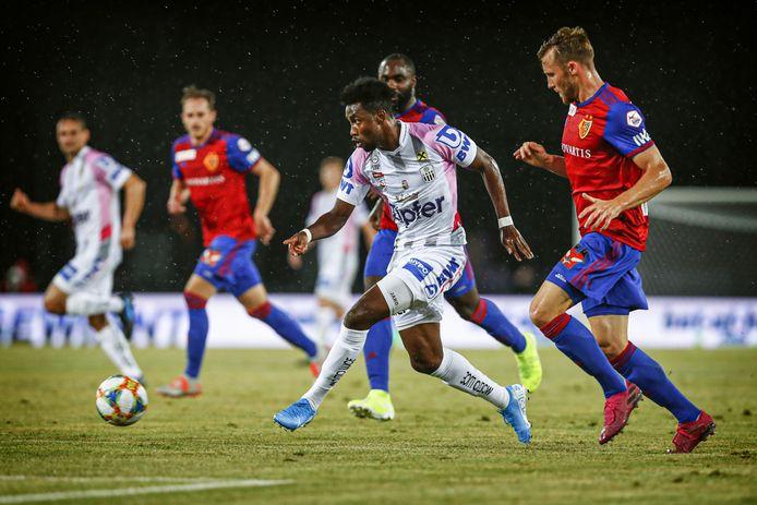 In tegenstelling tot PSV schakelde LASK Linz FC Basel wél uit in de voorronde van de Champions League.