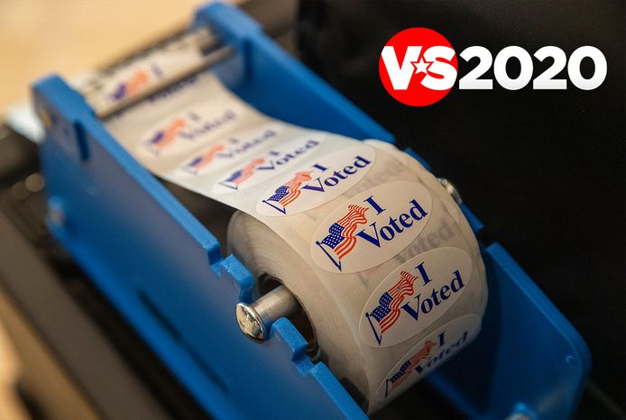 Op 3 november trekken miljoenen Amerikanen naar de stembus.