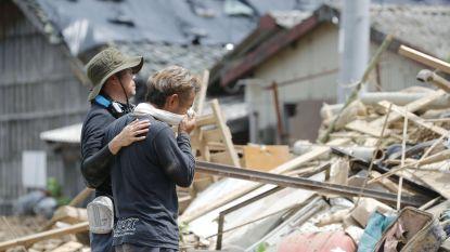 Meer dan 110 doden door hevige regenbuien en overstromingen in Japan