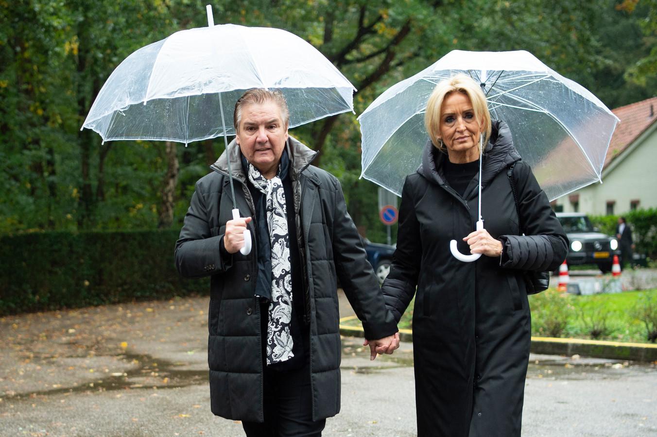 René en Natasja Froger.