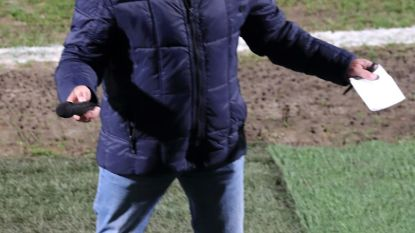 Voetbalcommentator Jos Willems maakt filmdebuut in 'Rookie' met Matteo Simoni