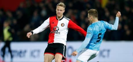 Zorgen over Jørgensen nog lang niet verdwenen bij Feyenoord