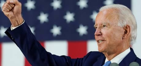 Biden haalt weer meer campagnegeld op dan Trump