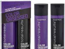"TEST BEAUTÉ: le shampoing et le soin ""Color Obsessed"" de Matrix"