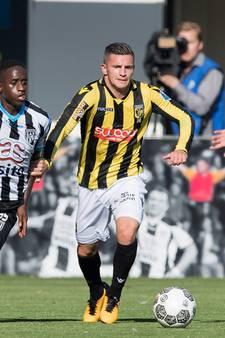 Linssen redt punt voor Vitesse bij Heracles
