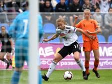 FC Twente-speelster Peddemors mist strafschop en verliest EK-finale met Oranje O17