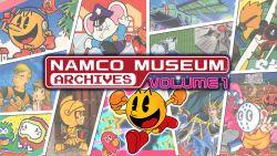 Doorstaan gameklassiekers tand des tijds? Namco Museum Archives zappen je terug naar het lunapark