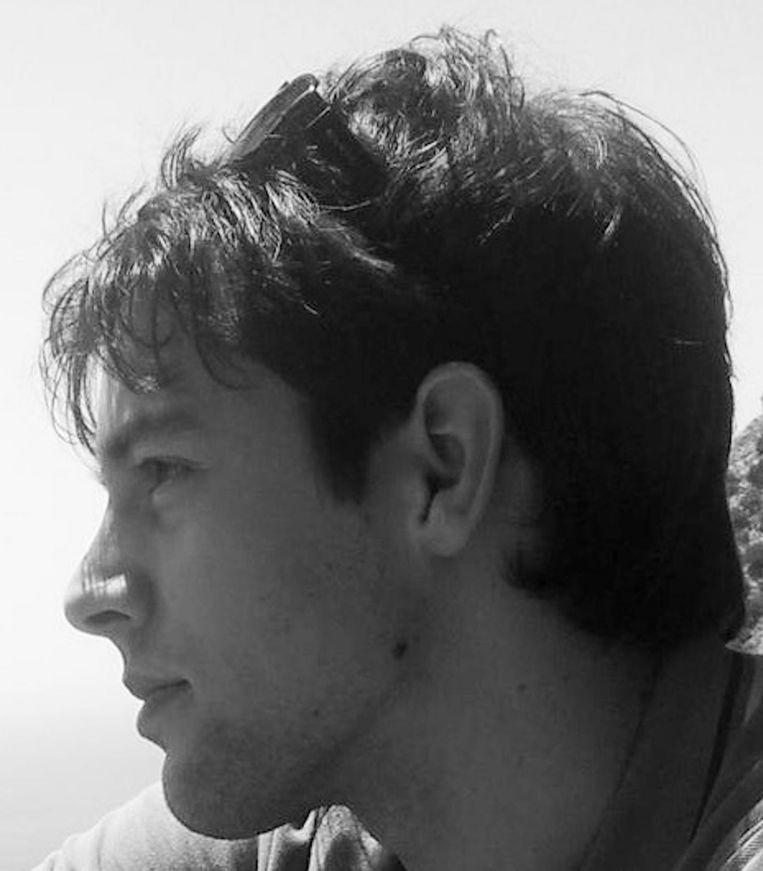 Stephan Huijboom is filosoof Beeld web-upload