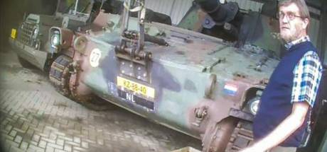 PvdA stelt vragen aan minister over nepbom legerplaats Oldebroek