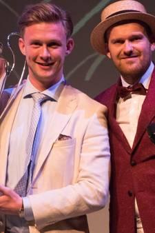 Martijn Polinder winnaar van Talent Award jonge Arnhemse ondernemers
