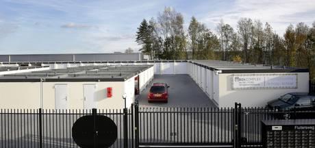 100 bedrijfsboxen op Zanddonk in Waalwijk