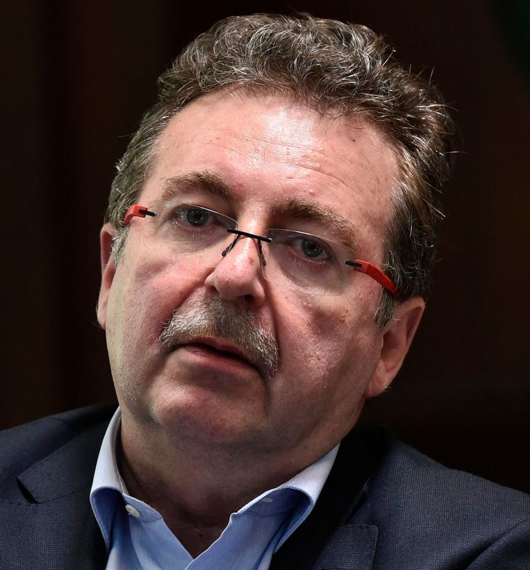 Ook minister-president Rudi Vervoort werd vandaag gehoord over het dossier Samusocial.