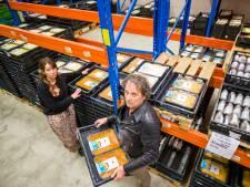 42.000 kilo eten noodgedwongen in de online verkoop
