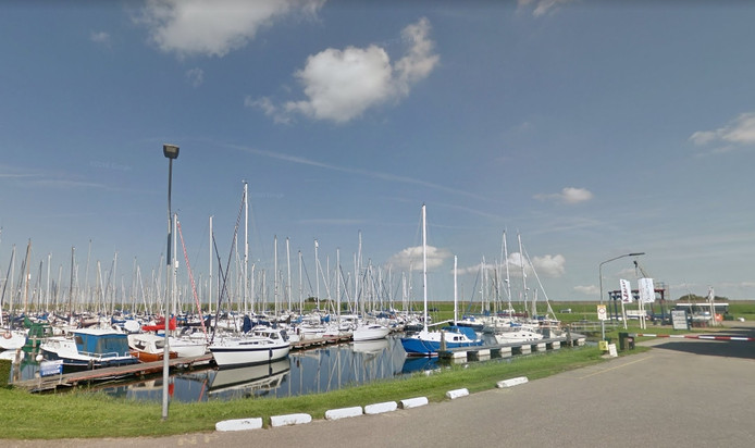 Haven Kloosternol in Scharendijke.