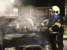 Tweede keer dat auto van vrouw uitbrandt, ex is verdachte