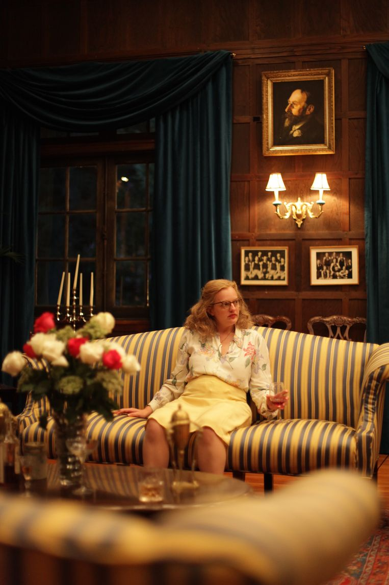 Elisabeth Moss als Shirley in de gelijknamige film. Beeld