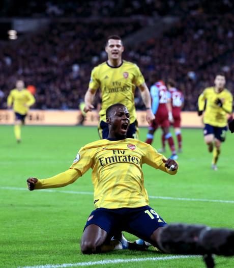 Arsenal boekt eerste zege sinds begin oktober
