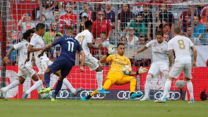 Zidane steunt Courtois