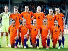 Voetbalsters Oranje voor het eerst onderuit als Europees kampioen