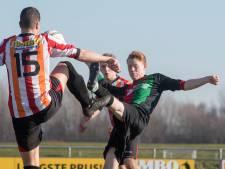 Doelpuntrijk derby met DSS'14 als winnaar