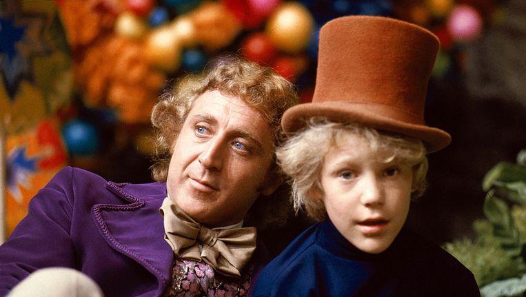Willy Wonka & The Chocolate Factory Beeld