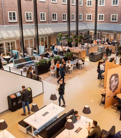 Campus BUas in Breda wint architectuurprijs: 'Echt een fijne plek'