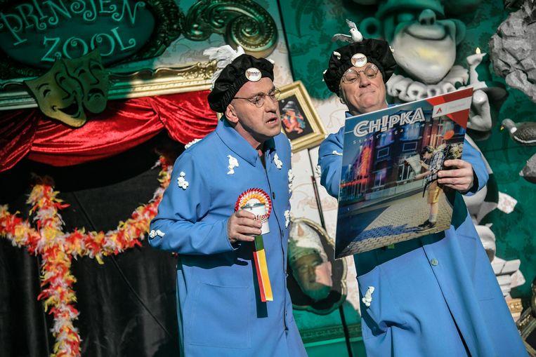 20200125 Aalst Foto Geert De Rycke Prinsenverkiezing Aalst   Aalst - Carnaval - Prinsenverkiezing - Carnavalhalle - Prins Carnaval - Verkiezing