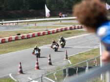 Snelheid, spanning en tactiek op NK Junior Moto Racing in Veldhoven