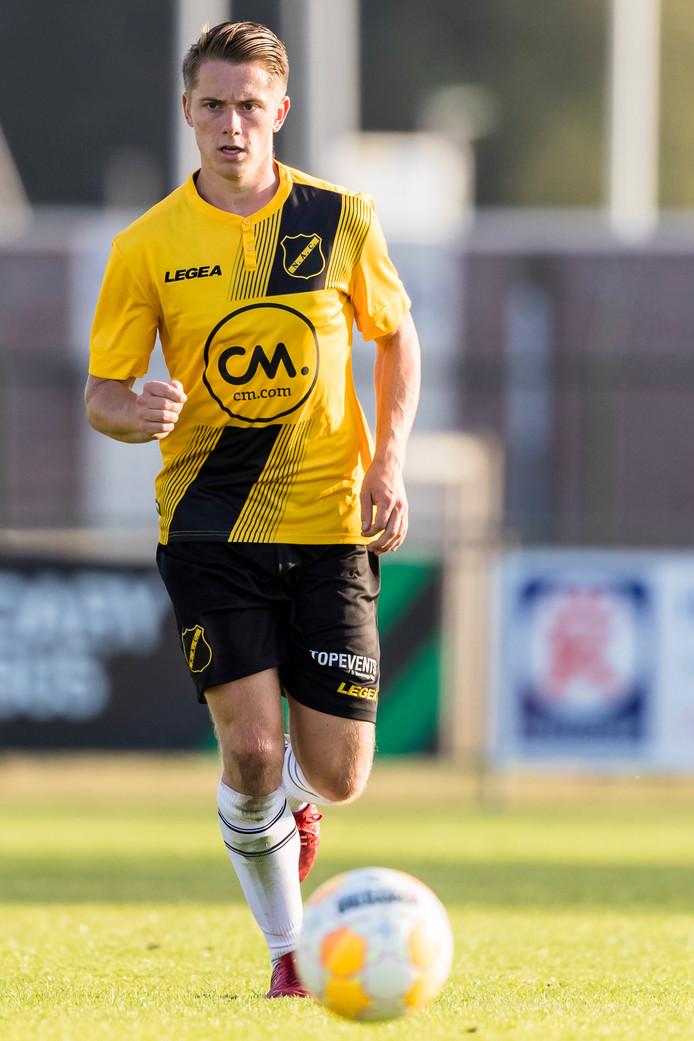 Verdediger Julian Broeren.