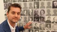 """Kazerne Dossin voegt 220 foto's toe aan portrettenwand: """"Mijn nonkel en tante werden als kind vergast"""""""