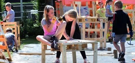 Minder kinderen mogen hutten bouwen, maar Huttenbouwweek gaat door