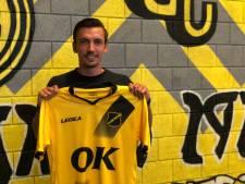 Moreno Rutten (27) doorstaat medische keuring en is officieel speler van NAC