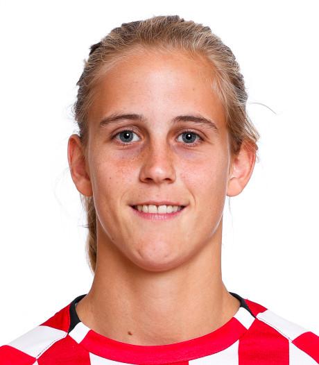 Weer handvol goals vrouwen PSV