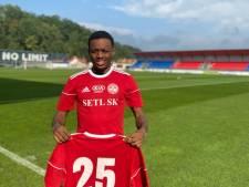 Voormalig FC Lienden-speler Guytho Mijland tekent contract in Slowakije