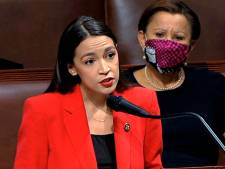 """Fucking bitch"": la démocrate Alexandria Ocasio-Cortez  recadre un élu républicain insultant"
