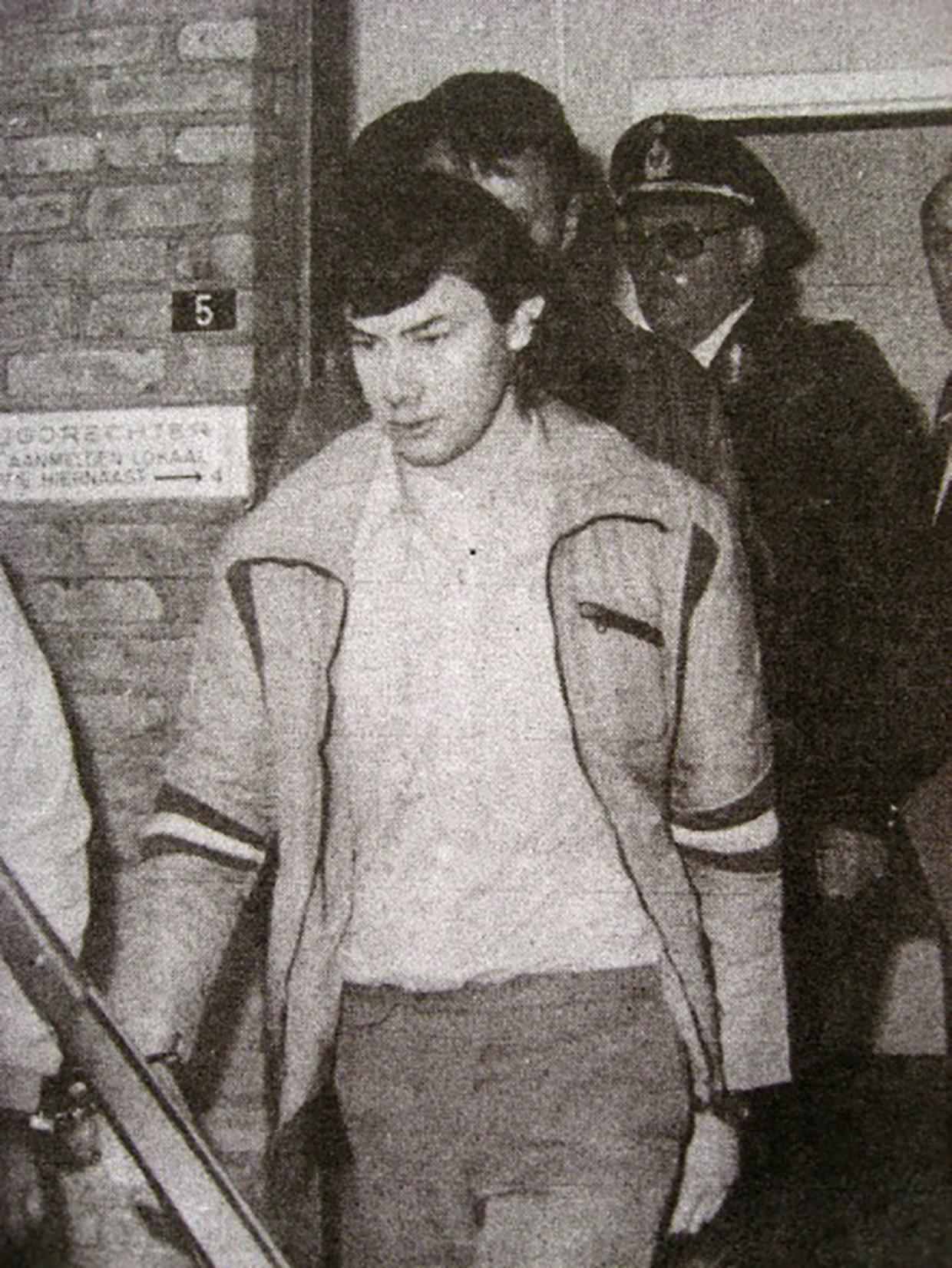 Daniël Scholeer was een grote fan van Elvis Presley en... Adolf Hitler. Beeld HUMO
