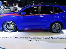 Subaru biedt excuses aan voor per ongeluk lanceren 'FUCKS'-model