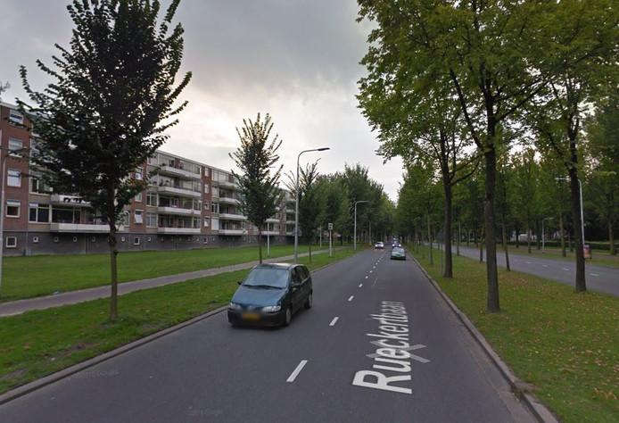 Rueckertbaan in Tilburg.