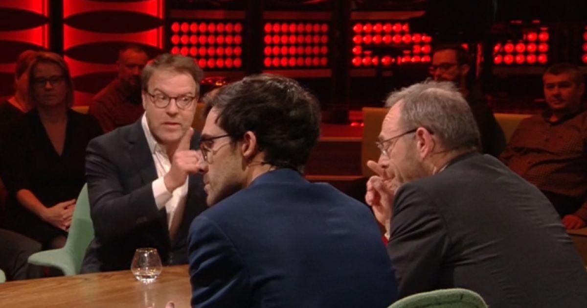 """Tom Lenaerts haalt uit naar Calvo en De Roover: """"Zijn jullie niet beschaamd?"""""""