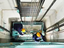 Sasse Leutfabriek in actie voor nieuwe lift