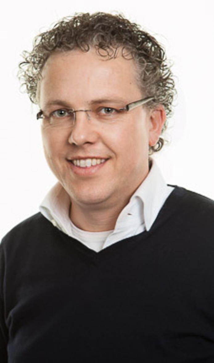 Karel van Rooij, Van den Broek Logistics.