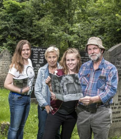 'Wereldreis' in verstilde tijd: boek over Joodse begraafplaats in Mallem bij Eibergen