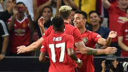 Youngster bezorgt Man United zege tegen Inter - Wolves en Dendoncker kloppen City na strafschoppen