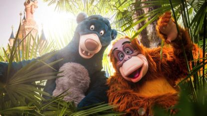Lion King & Jungle Book in Disneyland Parijs