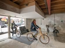 Bewaakte fietsenstalling in Nunspeet wordt gewaardeerd, maar kost teveel en is daarom alweer gesloten